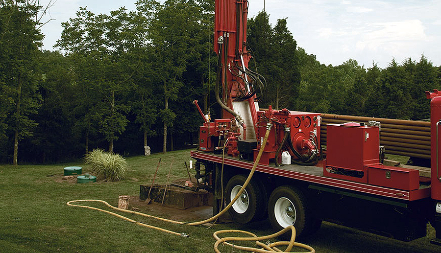 Drilling Well in Yard - Water Pumps in Bellville, OH