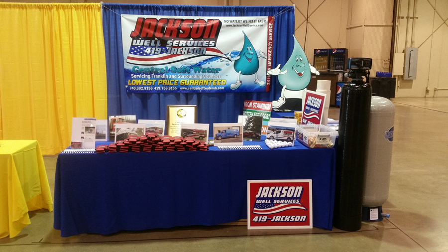 Well Products - Jackson Well Services in Bellville, OH